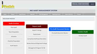 HSE Audit Management System